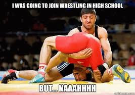 Hilarious Wrestling Memes Funny High School Wrestling Memes And
